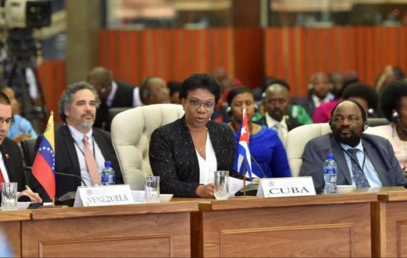 Cuba participates in Western Sahara solidarity conference