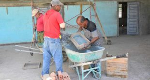 trinidad, educacion, reparación de centros educacionales, esbu, secundaria basica