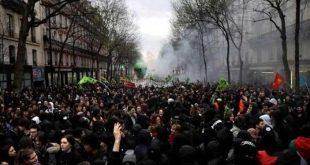 francia, huelga, protestas