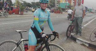 Ciclismo, Astaná, Cuba, Heidy Praderas