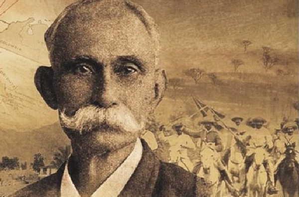 Gómez al frente de camagüeyanos, orientales y villareños puso en Las Guásimas al borde del exterminio al grueso contingente militar español.
