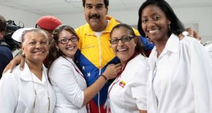 Cuba, Venezuela, Estados Unidos