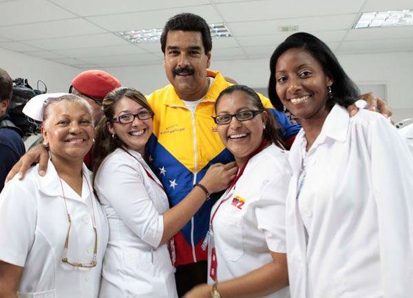 La relación bilateral entre Cuba y Venezuela se basa en el respeto mutuo y en la verdadera solidaridad. (Foto: VTV)