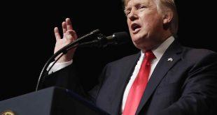 Donald Trump, tornados, Estados Unidos