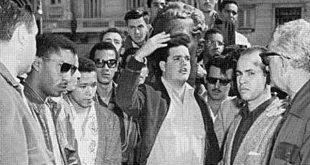 cuba, historia de cuba, 13 de marzo, palacio presidencial, jose antonio echeverria