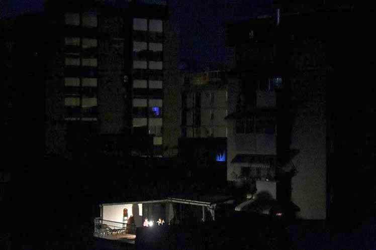 venezuela, electricidad, sabotaje