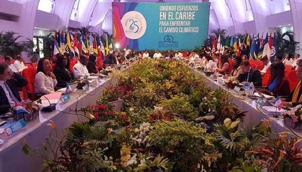 cuba, asociacion de estados del caribe, aec, bruno rodriguez, canciller cubano, miguel diaz-canel, presidente de cuba