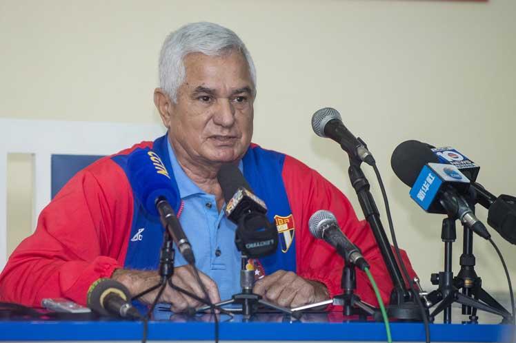 Vélez remarcó que el acuerdo es un reconocimiento al béisbol cubano. (Foto: PL)