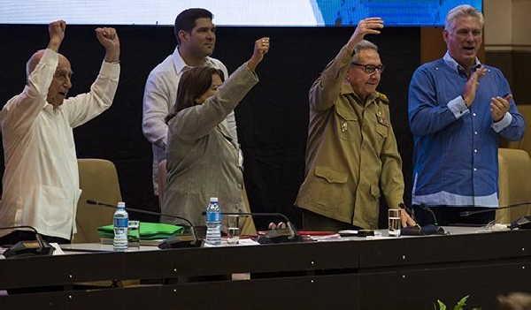 cuba, fmc, congreso de la fmc, federacion de mujeres cubanas, raul castro, miguel diaz-canel