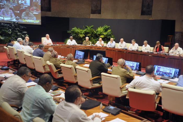 cuba, consejo de ministros, economia cubana, inversion extranjera, reordenamiento territorial