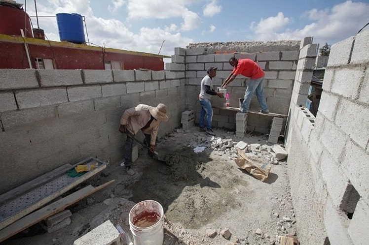 cuba, construccion de viviendas, miguel diaz-canel, presidente de cuba
