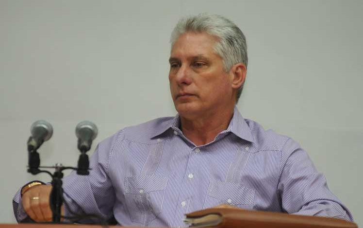 cuba, icrt, radio cubana, miguel diaz-canel, presidente de cuba