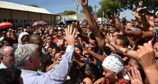 santiago de cuba, miguel diaz-canel, presidente de cuba