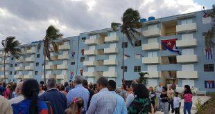 cuba, la habana, tornado, viviendas, miguel díaz-canel, presidente de cuba