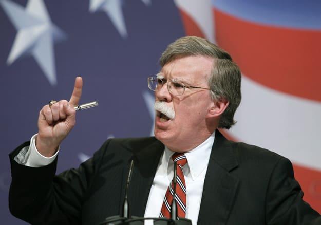 Para Bolton resulta evidente que Washington seguirá aplicando la llamada Doctrina Monroe.