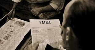 cuba, historia de cuba, periodico patria, jose marti, dia dela prensa cubana