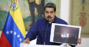 venezuela, nicolas maduro, sabotaje, electricidad