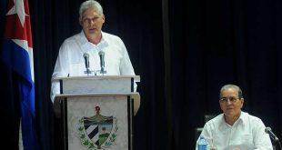 cuba, universidad, miguel diaz-canel, presidente de cuba