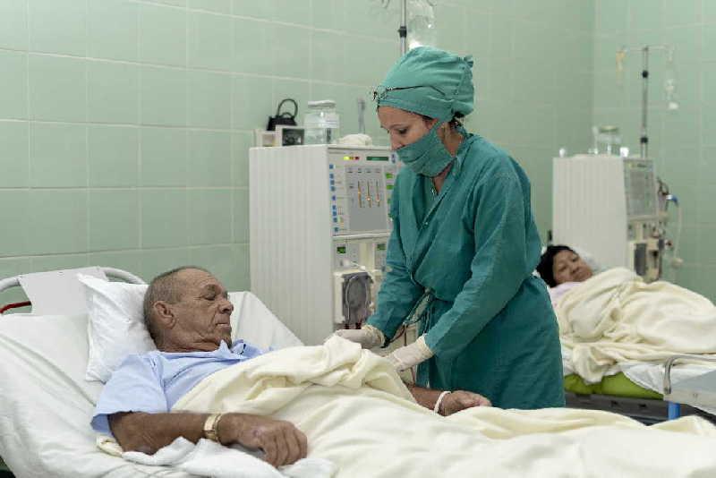 sancti spiritus, salud, nefrologia, yaguajay, hospital general docente joaquin paneca