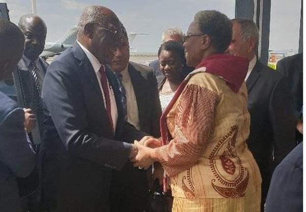 Cuba´s First Vice President begins official visit to Namibia