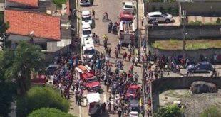 brasil, tiroteo, muertes