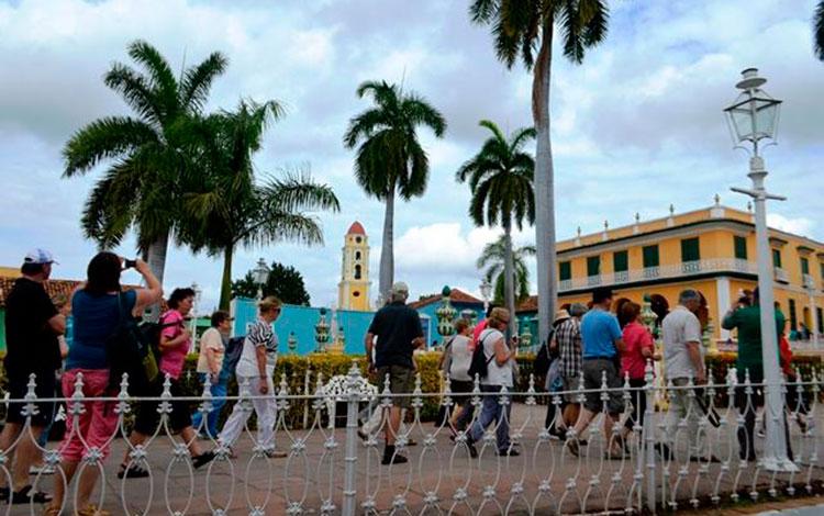 En la isla están creadas las condiciones para recibir este año cinco millones de visitantes.