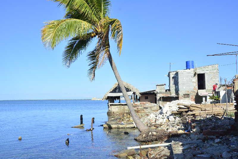 sancti spiritus, tunas de zaza, citma, cambio climatico, inundaciones, penetraciones costeras