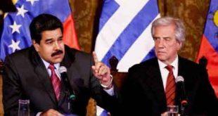 Venezuela, Uruguay, solidaridad