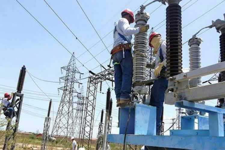 venezuela, electricidad