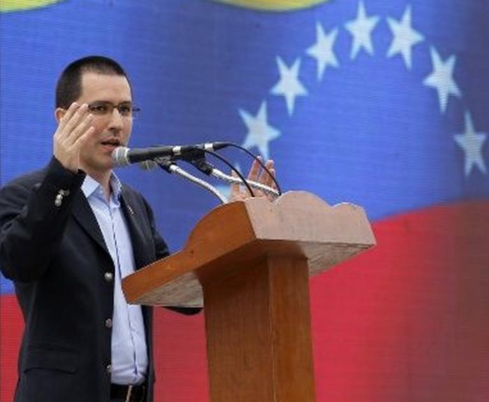 jorge arreaza, venezuela, union europea