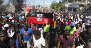 haiti, manifestaciones, eee.uu.