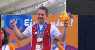 Olimpiadas Especiales, Yoandy Beltrán