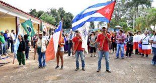 cuba, primero de mayo, dia internacional de los trabajdores, icap
