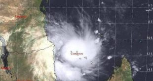 ciclonn, mozambique, idai, Kenneth