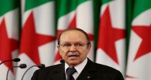 Argelia, Bouteflika, renuncia