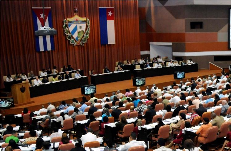 El Parlamento cubano se ha centrado en la discusión de temas económicos. (Foto: PL)