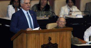 Asamblea Nacional, Parlamento, Díaz-Canel