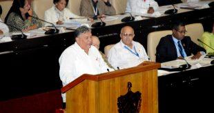 Asamblea Nacional, Parlamento, Cuba, Marino Murillo