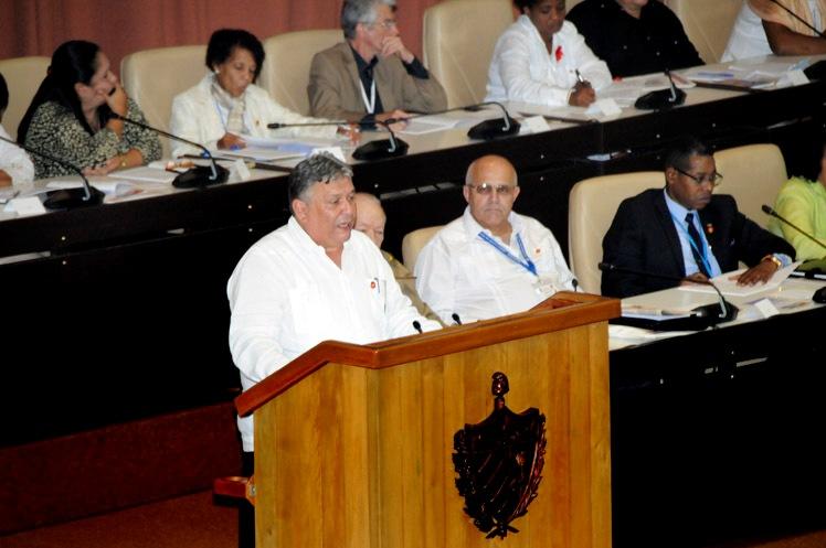 Murillo adelantó que se labora en nuevas medidas con impacto a mediano y corto plazo para impulsar la empresa estatal. (Foto: Prensa Latina)