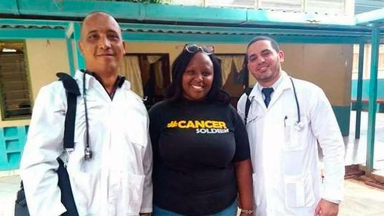 cuba, medicos cubanos, secuestro, kenya, salud publica