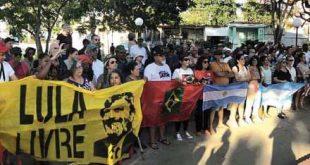 Primero de Mayo, CTC, solidaridad, brigada