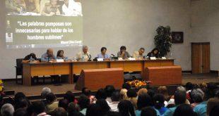 Díaz-Canel, educación, seminario
