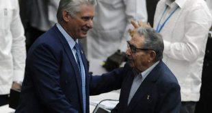 Raúl Castro, Díaz-Canel, Parlamento, Cuba