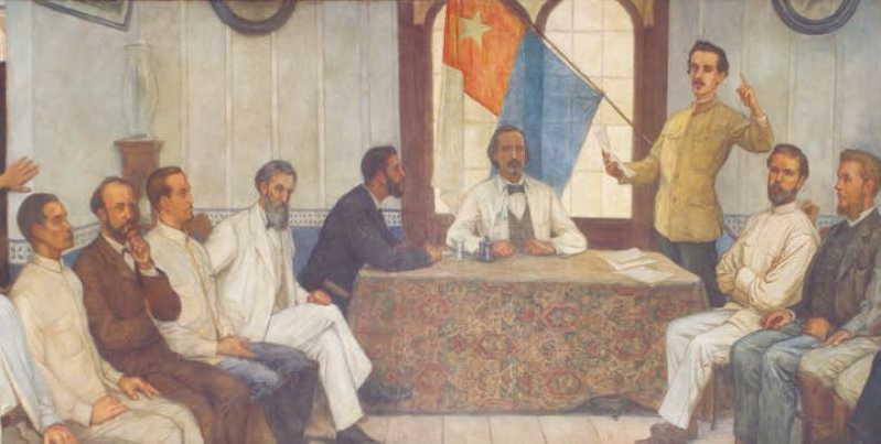 cuba, historia de cuba, constitucion de la republica, guaimaro