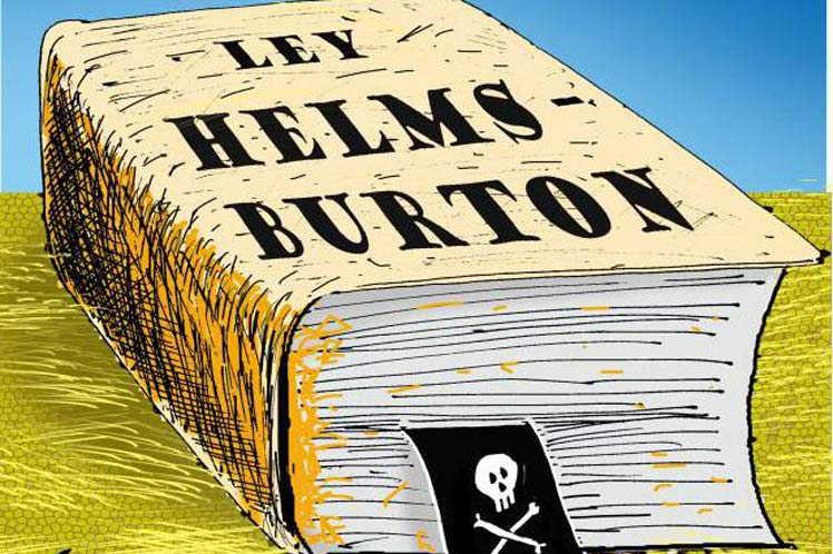 cuba, estados unidos, ley helms-burton, bloqueo de eeuu a cuba