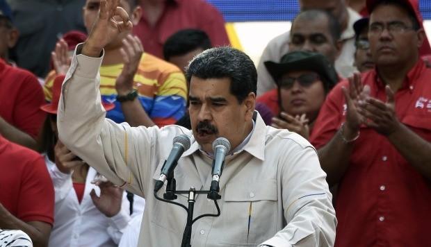 Maduro enfatizó que los involucrados en ese delito serán juzgados ante las autoridades competentes. (Foto: AFP)