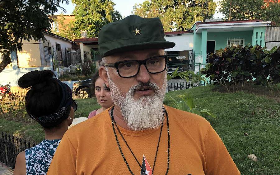 sancti spiritus, solidaridad con cuba, brigada internacional de solidaridad con cuba, primero de mayo