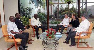 Raúl Castro, Ghana, presidente