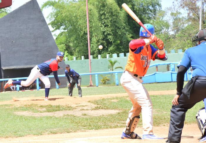 beisbol sub 23, sancti spiritus