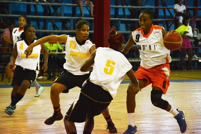 baloncesto, sancti spiritus